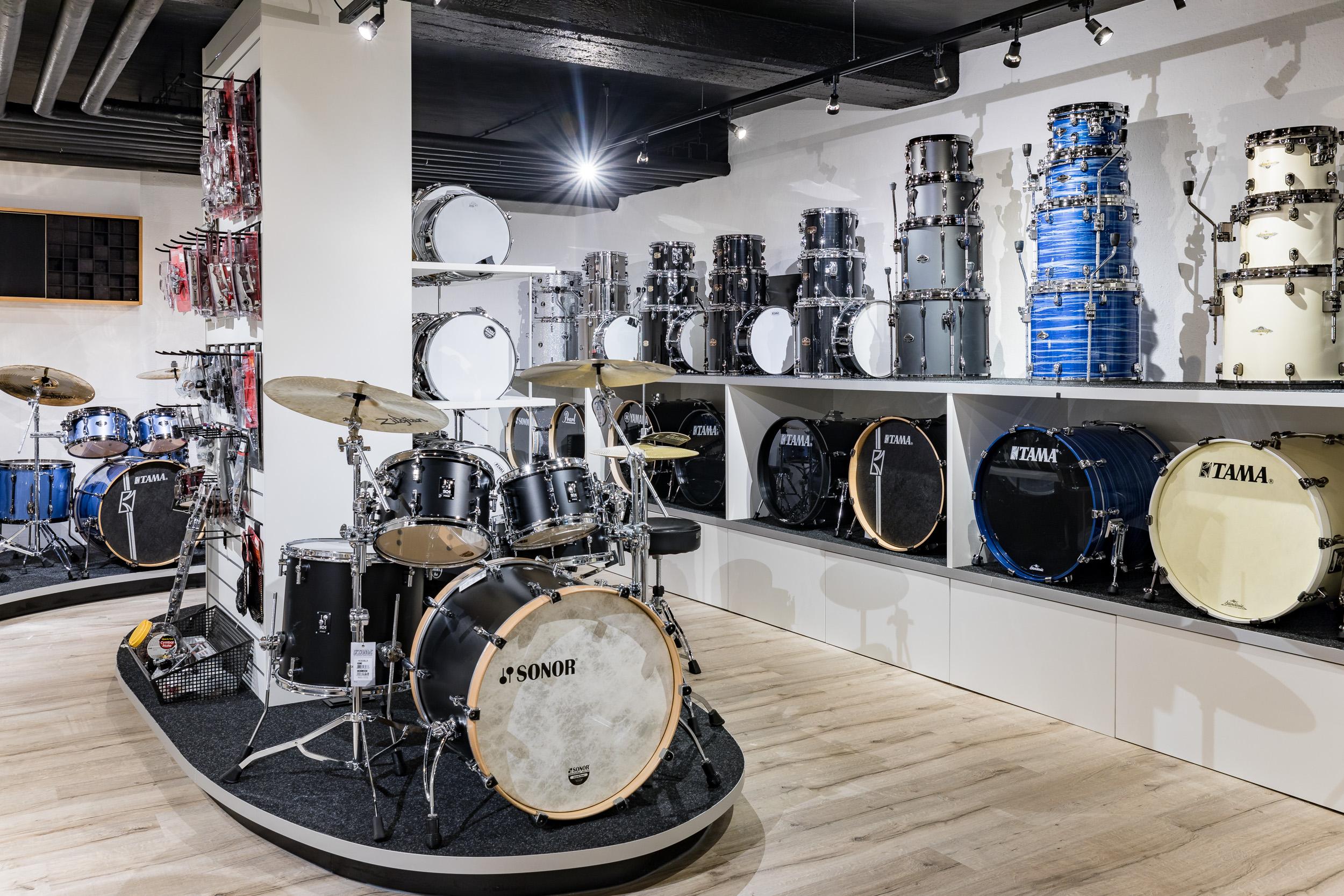 Drum-Studio Reisser Musik